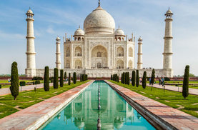Cabs from Chennai to Agra