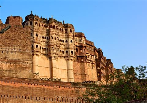 Cabs from Rajkot to Jodhpur