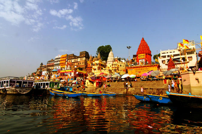Cabs from Surat to Varanasi